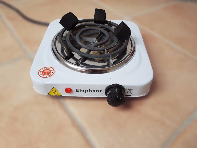 Heute testen wir ein Kohleanzünder aus dem Hause Elephant