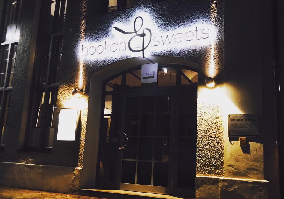 Shisha News: Neues Shisha Cafe Hookah and Sweets