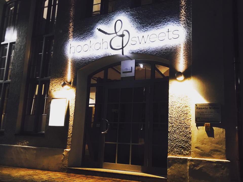 Shisha News: Neues Shisha Cafe Hookah and Sweets