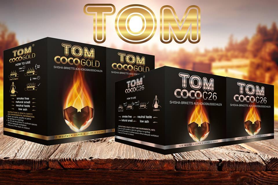 TOM Cococha veröffentlicht neues Design